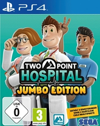 Two Point Hospital - Jumbo Edition (Playstation 4)