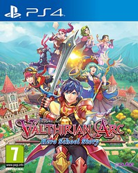 Valthirian Arc: Hero School Story (Playstation 4)