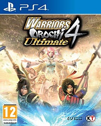 Warriors Orochi 4 Ultimate (Playstation 4)