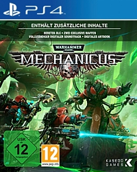 Warhammer 40000: Mechanicus (Playstation 4)