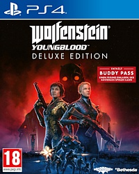 Wolfenstein: Youngblood - Deluxe Edition (Playstation 4)