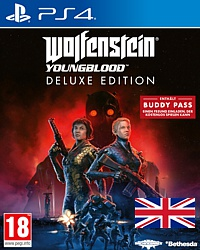 Wolfenstein: Youngblood - Deluxe Edition (uncut) (Playstation 4)