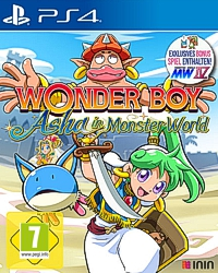 Wonder Boy: Asha in Monster World (Playstation 4)