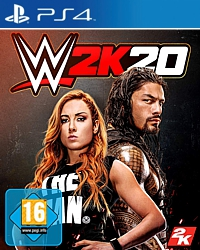 WWE 2K20 (Playstation 4)