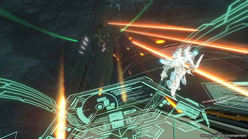 Zone of the Enders: The 2nd Runner MARS (Playstation 4)