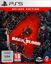Back 4 Blood - Deluxe Edition (Playstation 5)