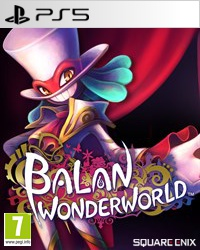 Balan Wonderworld (Playstation 5)