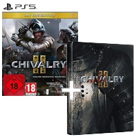 Chivalry 2 - Steelbook Edition (Playstation 5)