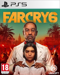 Far Cry 6 (Playstation 5)