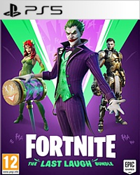 Fortnite - The Last Laugh Bundle (Code in a Box) (Playstation 5)