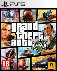 Grand Theft Auto 5 (Playstation 5)