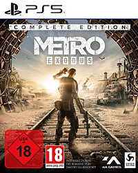Metro Exodus: Complete Edition (Playstation 5)