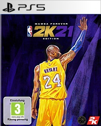 NBA 2K21 - Mamba Forever Edition (Playstation 5)
