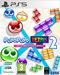 Puyo Puyo Tetris 2 - Limited Edition (Playstation 5)