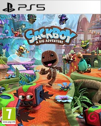 Sackboy: A Big Adventure (Playstation 5)