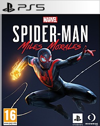 Marvels Spider-Man: Miles Morales (Playstation 5)
