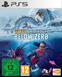 Subnautica: Below Zero (Playstation 5)