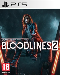 Vampire: The Masquerade - Bloodlines 2 (Playstation 5)