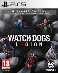Watch Dogs: Legion - Ultimate Edition (Playstation 5)