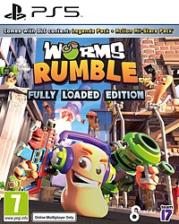 Worms Rumble: Fully Loaded Edition (Playstation 5)