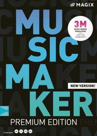 Magix Music Maker 2020 - Premium Edition