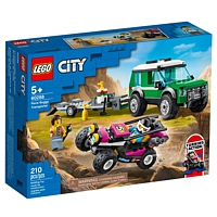 LEGO City: Rennbuggy-Transporter (60288)