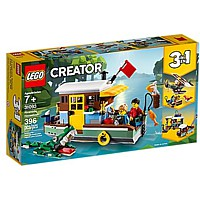 LEGO Creator: 3-in-1 Hausboot (31093)
