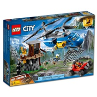 LEGO City: Festnahme in den Bergen (60173)