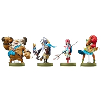 amiibo Zelda: Recken Set (Breath of the Wild)