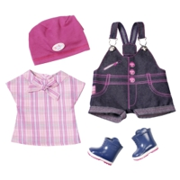 Baby Born Bekleidung: Pony Farm Deluxe Outfit