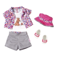 Baby Born Bekleidung: PlayFun Deluxe Camping Outfit
