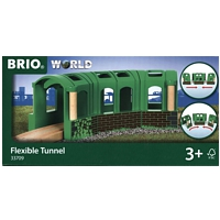 BRIO Railway: Flexibler Tunnel