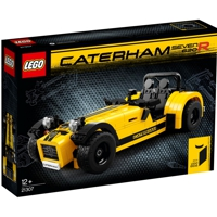 LEGO Ideas: Caterham Seven 620R (21307)