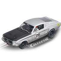 Carrera 132 Auto: Ford Mustang GT, No.29