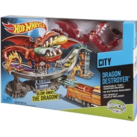 Hot Wheels: Drachen-Attacke Spielset