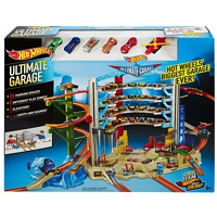 Hot Wheels: Megacity Parkgarage