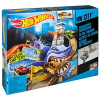 Hot Wheels: Color Shifters Hai-Attacke