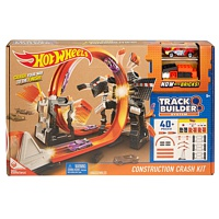 Hot Wheels: Track Builder Mega Crashset