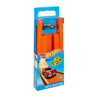 Hot Wheels: Track Builder Gerade Rennbahn