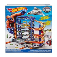 Hot Wheels: Super Megacity Parkgarage