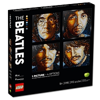 LEGO Art: Die Beatles (31198)