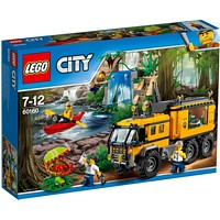 LEGO City: Mobiles Dschungel-Labor (60160)