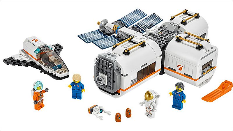 LEGO City: Mond Raumstation (60227)