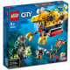 LEGO City: Meeresforschungs-U-Boot (60264)
