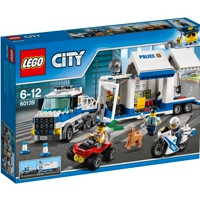 LEGO City: Mobile Einsatzzentrale (60139)