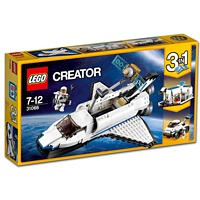 LEGO Creator: 3-in-1 Forschungs-Spaceshuttle (31066)