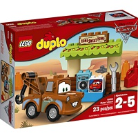 LEGO DUPLO: Cars 3 - Maters Schuppen (10856)