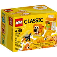 LEGO Steine & Co.: Kreativ-Box Orange (10709)