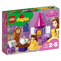 LEGO DUPLO: Disney Princess - Belles Teeparty (10877)