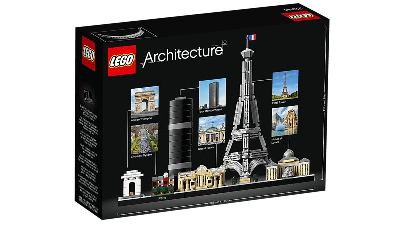 LEGO Architecture: Paris (21044)